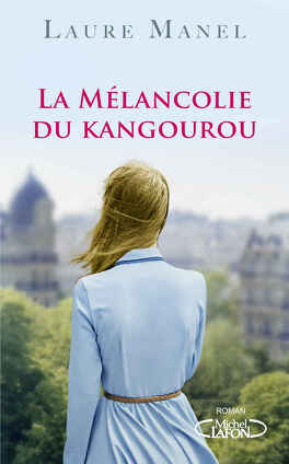 Couverture du livre : La Mélancolie du kangourou