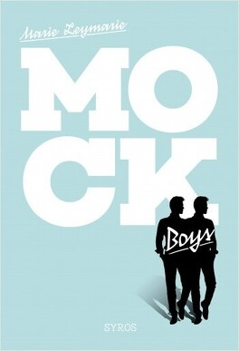 Couverture du livre : Mock Boys
