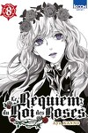 couverture Le Requiem du Roi des roses, tome 8