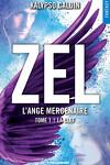 couverture Zel, l'ange mercenaire, Tome 1 : La Clef
