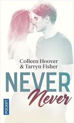 Couverture du livre : Never Never