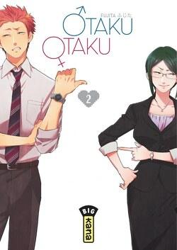 Couverture de Otaku Otaku, Tome 2