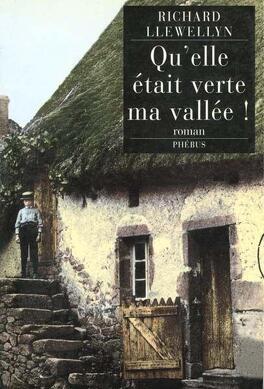 Couverture du livre : Qu'elle était verte ma vallée