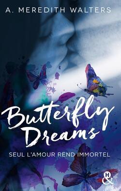 Couverture de Butterfly Dreams