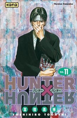 Couverture du livre : Hunter X Hunter, Tome 11