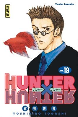 Couverture du livre :  Hunter X Hunter, Tome 19