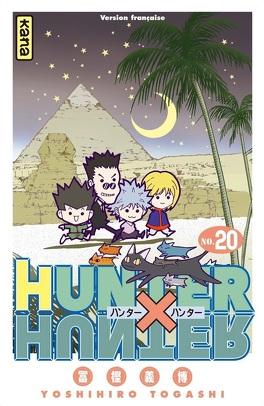 Couverture du livre :  Hunter X Hunter, Tome 20