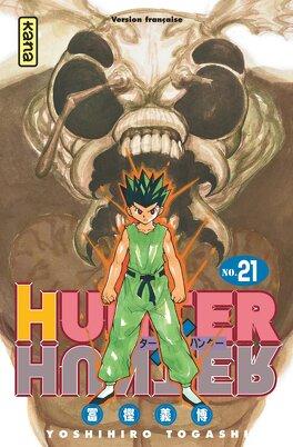 Couverture du livre :  Hunter X Hunter, Tome 21