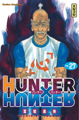 Couverture du livre : Hunter X Hunter, Tome 27