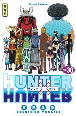 Couverture du livre : Hunter × Hunter, Tome 30