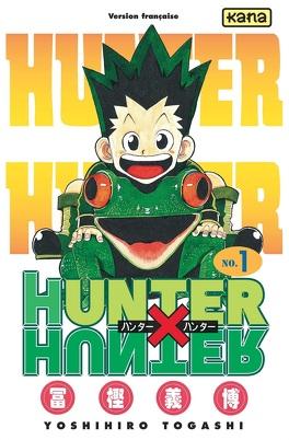Couverture du livre : Hunter X Hunter, Tome 1
