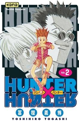 Couverture du livre : Hunter X Hunter, Tome 2