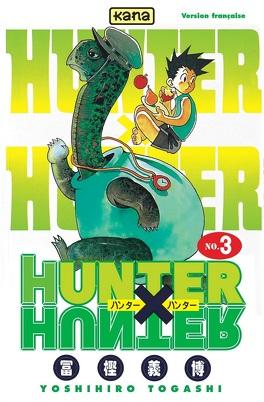 Couverture du livre : Hunter X Hunter, Tome 3