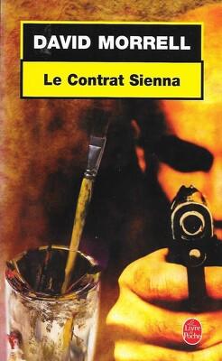 Couverture de Le contrat Sienna