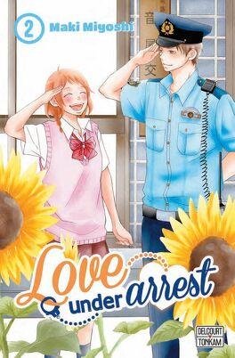 Couverture du livre : Love under Arrest, Tome 2
