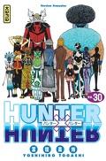 Hunter × Hunter, Tome 30