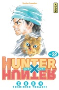 Hunter × Hunter, Tome 32