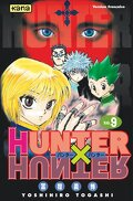 Hunter X Hunter, Tome 9