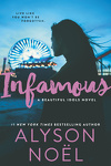 couverture Beautiful Idols, Tome 3 : Infamous