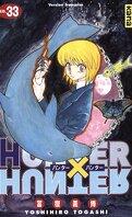 Hunter × Hunter, Tome 33