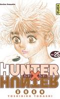 Hunter X Hunter, Tome 25