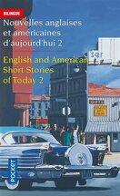 Nouvelles Anglaises Et Americaines D'aujourd'hui Volume 2