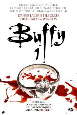 Couverture du livre : Buffy, Volume 1