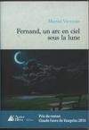 Fernand un arc en ciel sous la lune
