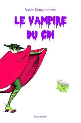 Couverture du livre : Le Vampire du CDI