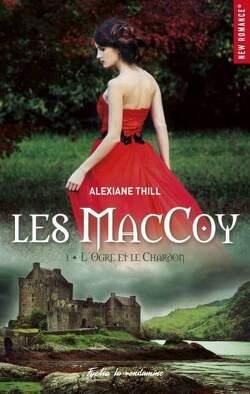 Couverture de Les MacCoy, Tome 1 : L'Ogre et le Chardon