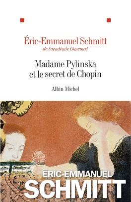 Couverture du livre : Madame Pylinska et le secret de Chopin