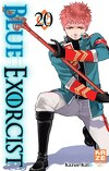 Blue exorcist, Tome 20