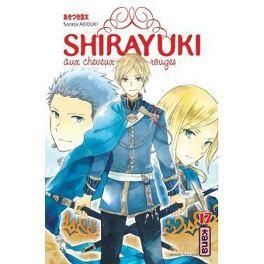 Couverture du livre : Shirayuki aux cheveux rouges, Tome 17