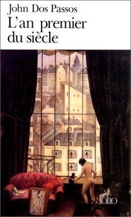Couverture du livre : L'an premier du siècle, 1919