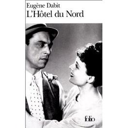 Couverture du livre : L'Hôtel du Nord
