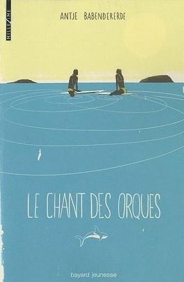 Couverture du livre : Le chant des orques
