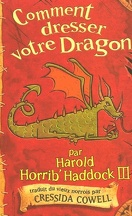 Harold et les Dragons, Tome 1 : Comment dresser votre dragon ?