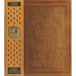 Couverture du livre : Paris deux mille ans pour un joyaux