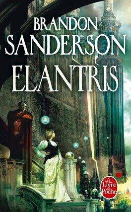 Couverture du livre : Elantris - Intégrale
