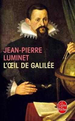 Couverture de L'Œil de Galilée