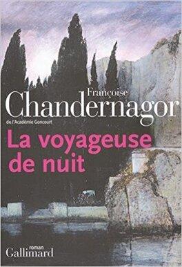 Couverture du livre : La voyageuse de nuit