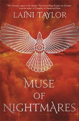 Couverture du livre : Le faiseur de rêves, Tome 2 : The Muse of Nightmares