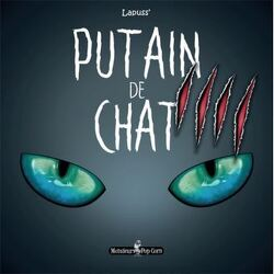 Couverture de Putain de chat, Tome 4