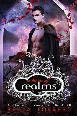 Couverture du livre : Une nuance de vampire, tome 20 : A hero of realms
