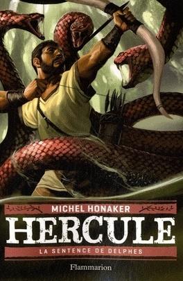 Couverture du livre : Hercule, tome 2 : La sentence de Delphes