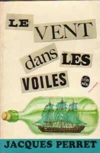 Couverture du livre : Le vent dans les voiles
