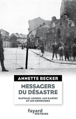 Couverture du livre : Les messagers du désastre