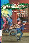 couverture La Cabane magique, Tome 39 : Les Petits Ramoneurs de Londres