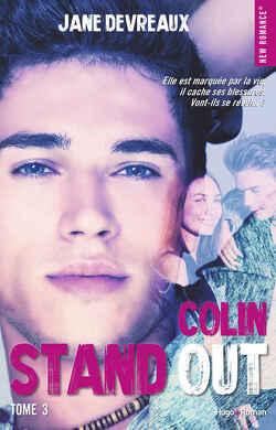 Couverture de Stand-Out, Tome 3 : Colin