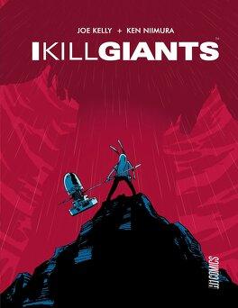 Couverture du livre : I Kill Giants